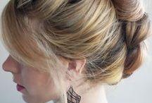 hair style / by Nicole Eder