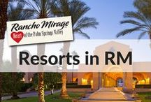 Rancho Mirage Resorts / Explore what the luxury resorts of Rancho Mirage have to offer. Fun with the family, vacation getaways and fine dining and more.