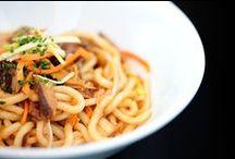 Nuestros Noodles ¡Enjoy! / Descubre nuestros Noodles. Udon, Soba y Ramen. Salteados y en Caldo. Enjoy!