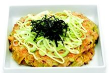 """Nuestros Acompañamientos / Deliciosos para combinar y compartir. Especialidades y nuestras tapas japonesas """"Izakaya"""""""