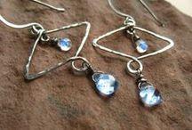 JEWELRY: Earrings / by Marsha Ross