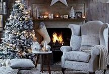 Deck the Halls / Indoor and outdoor Christmas decor and ideas / by Georgina Garden Centre