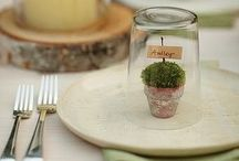 Tablescapes / by GreyBrownDesign .