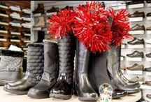 Winter boots & fun! / 2012 Winter boots for winter fun