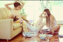 Eres mi amiga ideal la que soñe encontrar...<3 / by Teia Lima