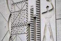 ARCH_LC / Le Corbusier / by Magdalena Perez