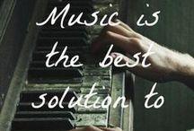 Music is in my soul <3