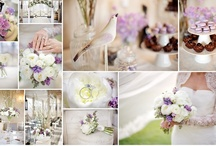 Trendy Colored Weddings