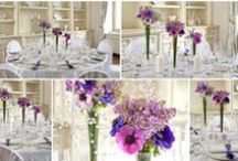 The Beauty of Wedding Flowers