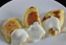recipes ukrainian / by Hanusia