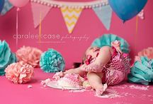 Photography {Cake Smashes} / by Nicole Israel