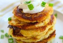 Healthy Pancakes and Waffles / Stack. Drizzle. Eat. Repeat.