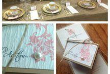 Wedding Branding / Wedding Signage, Invitations, Favors, & More!