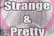 Strange And Pretty / Pictures from posts that go up on the blog! For more of these beautiful pics, check www.strangeandpretty.com!