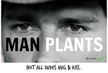 man plant | ron beck designs / man plants are artificial 'manly' plants. no care what so ever needed, masculine in design and ruff around the edges. a gift a dude would give a dude; not all dudes hug & kiss.   as for chicks, man plants make a great gift for your tiger! available on ebay & etsy. new designs will post on a regular basis so consider following this board.     #ron beck designs#man plant