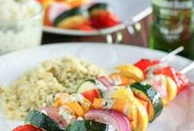 Healthy Side Dishes / The side of your plate is just as important as the top and bottom.