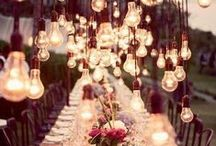 Wedding decoration / Beautiful wedding decoration, flowers, details...