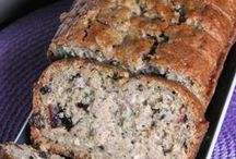 Healthy Breads & Healthy Muffins / A board full of healthy bread recipes and healthy muffin recipes.