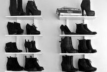 △ Ninja Shoes △ / △ Post Apocalyptic △ Urban Goth △ Neo Punk △ Ninja Goth △ #blackonblack △ Dark Grunge △