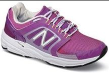 Staying in Shape / Shoes to help you stay in shape