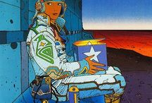 Art of Moebius / All images by Jean Giraud/ Moebius © Respective owners, except otherwise noted