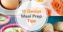 Meal Prep & Meal Plan  Ideas / Tips and ideas to rock the Sunday meal prep!