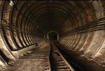 Tracks and tunnels