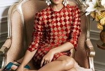 Celeb Style / Olivia Palermo   Jeannie Mai   Victoria Beckham   Kourtney Kardashian   Selena Gomez   & Many Many More