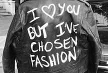 Fashion / Don't be afraid of fashion, experiment with new styles and colors and you will be surprised to see what looks good on you. Thats my motto!