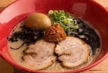 Warming ramen & noodles / From tonkotsu to tsukemen, here's where you can find the best bowls of ramen in Australia