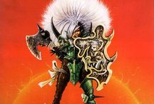 Art of John Blanche / All images by John Blanche © Respective owners, except otherwise noted