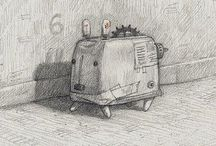 Art of Shaun Tan / All images by Shaun Tan © Respective owners, except otherwise noted