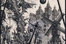 Art of Ian Miller / All images by Ian Miller © Respective owners, except otherwise noted