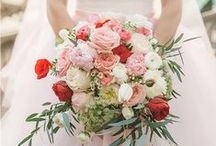 Bouquets / A collection of our favorite wedding bouquets. / by Southern California Bride