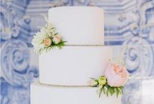 Wedding Cakes / Our favorite wedding cakes from around the web.