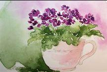 Watercolor / by Colleen Sullivan Blake