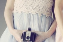 Cameras / by Cary Lyn