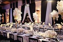 Tablescapes / Beautiful wedding tablescapes