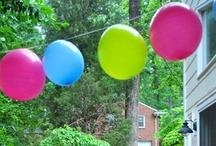 party ideas / by Cynthia Barnwell