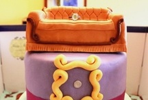 Cake Ideas~ / by Tina Campbell