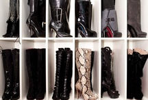 Shoes, shoes, and more shoes / by Joyce Caradine