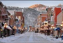 Deadwood / Come explore this Wild West Town.