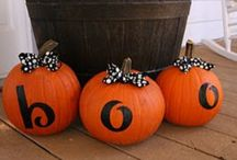 Halloween/Fall / by Denisa Morren