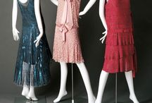 Fabulous 20's Fashion / by Amanda Paul