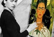 Frida Kahlo / by Lica Koroi