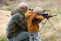 Women and Children Hunting / by Kerwin Schetter