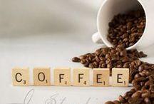 Coffee / by Cynthia Capresecco