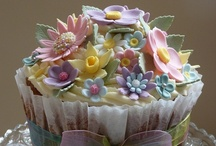 Cupcakes / by Sandy Cordes Nelson