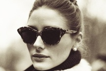 An Icon of Style - Olivia Palermo / by Joyce Caradine