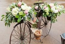 Reception Decor & Details / Pretty decor and details from wedding receptions.